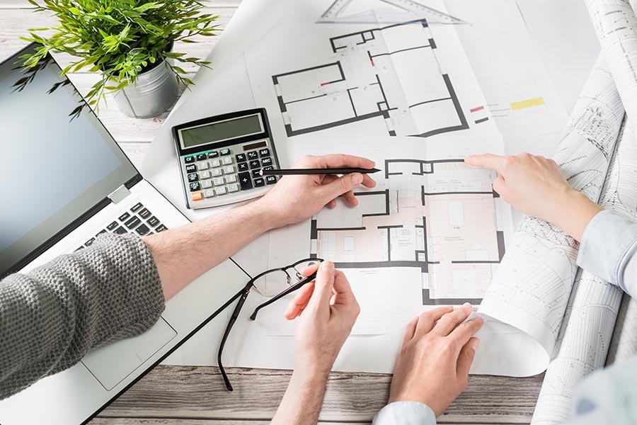 Pre-construction Home Building Process